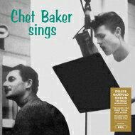 ジャズ, アーティスト名・C Chet Baker Sings (180 DOL) LP