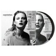 【送料無料】 Taylor Swift テイラースウィフト / Reputation (ピクチャー仕様 / 2枚組アナログレコード / 6thアルバム) 【LP】