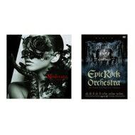 ロック・ポップス, アーティスト名・か行  KAMIJO LIVE DVDNosferatu Epic Rock Orchestra at Zepp DiverCity Tokyo () CD Maxi