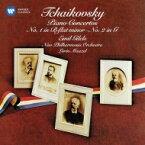 Tchaikovsky チャイコフスキー / ピアノ協奏曲第1番、第2番 エミール・ギレリス、ロリン・マゼール&ニュー・フィルハーモニア管弦楽団 輸入盤 【CD】