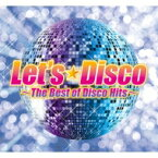 Let's Disco 〜The Best Of Disco Hits〜 (3CD) 【CD】