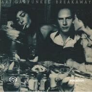 【送料無料】 Art Garfunkel アートガーファンクル / Breakaway (Hybrid SACD) 輸入盤 【SACD】
