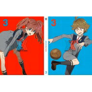 TVアニメ, 作品名・た行  3 BLU-RAY DISC