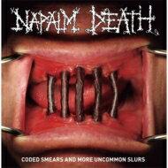 【送料無料】NapalmDeathナパームデス/CodedSmears&MoreUncommonSlurs:レア音源集【CD】