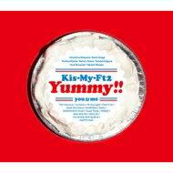 【送料無料】 Kis-My-Ft2 / Yummy!! 【初回盤A】 【CD】