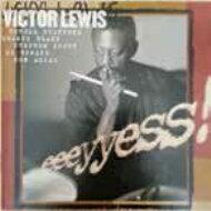 VictorLewis/Eeeyyess【CD】