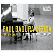 【送料無料】Mozartモーツァルト/Comp.pianoSonatas:Badura-skoda(1978-1980)輸入盤【CD】
