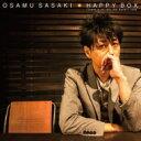 【送料無料】 ササキオサム / HAPPY BOX 〜There is no rain tha...