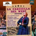 【送料無料】 Puccini プッチーニ / 『西部の娘』全曲 ユライ・ヴァルチュハ&ナポリ・サン・カルロ歌劇場、エミリー・マギー、ロベルト・アロニカ、他(2017 ステレオ)(2CD) 輸入盤 【CD】