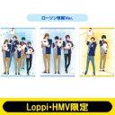 クリアファイル3枚セット(制服) / Free!-Dive to the Future-【Loppi・HMV限定】 【Goods】