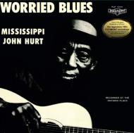Mississippi John Hurt / Worried Blues (180グラム重量盤レコード) 【LP】