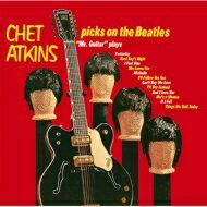 フォーク・カントリー, アーティスト名・C Chet Atkins Chet Atkins Picks On The Beatles: CD