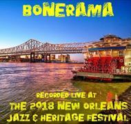 【送料無料】Bonerama/LiveAtJazzfest2018輸入盤【CD】