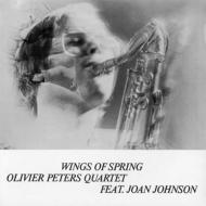 OlivierPeters/WingsOfSpring【CD】