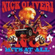 【送料無料】NickOliveri/N.o.HitsAtAll5輸入盤【CD】