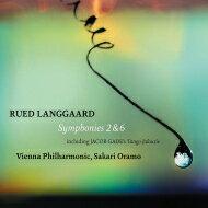 【送料無料】Langgaardランゴー/ランゴー:交響曲第2番『春の目覚め』、第6番『天を切り裂いて』、ゲーゼ:タンゴ・ジェラシーサカリ・オラモ&ウィーン・フィル輸入盤【SACD】