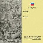 Handel ヘンデル / オラトリオ『セメレ』 アンソニー・ルイス&ロンドン新交響楽団、ジェニファー・ヴィヴィアン、ヘレン・ワッツ、他(2CD) 輸入盤 【CD】
