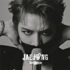 JEJUNG (JYJ) ジェジュン / Defiance 【通常盤】 (CD) 【CD Maxi】