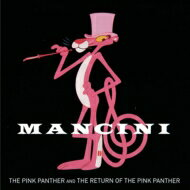 Henry Mancini ヘンリーマンシーニ / Pink Panther And The Return Of The Pink Panther 【CD】