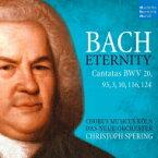 【送料無料】 Bach, Johann Sebastian バッハ / エタニティ〜カンタータ集 クリストフ・シュペリング&ダス・ノイエ・オルケスター、コールス・ムジクス・ケルン(2CD) 輸入盤 【CD】