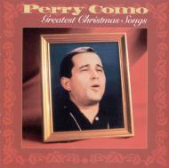 PerryComoペリー・コモ/GreatestChristmasSongs輸入盤【CD】