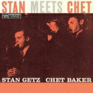 モダン, アーティスト名・S Stan GetzChet Baker Stan Meets Chet CD