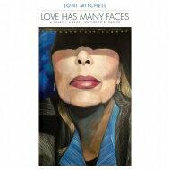 洋楽, アーティスト名・J  Joni Mitchell Love Has Many Faces: A Quartet A Ballet Waiting (BOX 8 180) LP