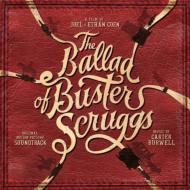 The Ballad of Buster Scruggs オリジナルサウンドトラック (アナログレコード / Milan) 【LP】