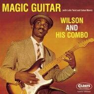Wilson & His Combo / Magic Guitar <紙ジャケット> 【CD】