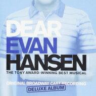 ミュージカル / Dear Evan Hansen (Broadway Cast Recording) 輸入盤 【CD】