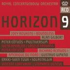 【送料無料】 『ホライゾン9〜ラウケンス、エトヴェシュ、トゥール、他』 アラン・ギルバート、グスターヴォ・ヒメノ、ステファヌ・ドゥネーヴ、コンセルトヘボウ管弦楽団、他 輸入盤 【SACD】
