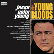 Jesse Colin Young / Jesse Colin Young And The Young Bloods <紙ジャケット> 【CD】