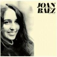 Joan Baez ジョーンバエズ / Joan Baez (カラーヴァイナル仕様 / 180グラム重量盤レコード) 【LP】