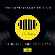 ドイツ・グラモフォン120周年アニヴァーサリー・エディション〜シェラック盤の黄金期 輸入盤 【CD】