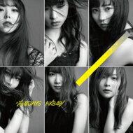 ロック・ポップス, アーティスト名・あ行 AKB48 DAYS Type C CD Maxi