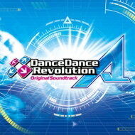 サウンドトラック, その他  DanceDanceRevolution A Original Soundtrack CD