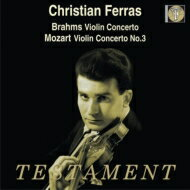 Brahms/Mozart / ヴァイオリン協奏曲. / .3 Ferras、Schuricht / ウィーン・フィル、Munchinger / Stuttgart.co 輸入盤 【CD】