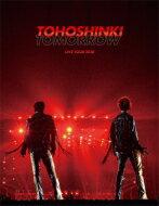 【送料無料】 東方神起 / 東方神起 LIVE TOUR 2018 〜TOMORROW〜 【初回生産限定盤】 (DVD+写真集) 【DVD】