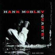モダン, アーティスト名・H Hank Mobley Hank Mobley Quartet (Uhqcd) Hi Quality CD