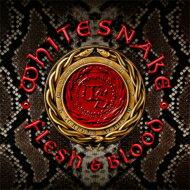 【送料無料】Whitesnakeホワイトスネイク/Flesh&Blood【初回限定盤】【CD】