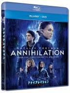 アナイアレイション-全滅領域- ブルーレイ+DVDセット 【BLU-RAY DISC】