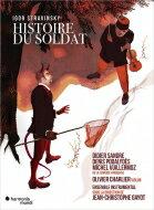 【送料無料】 Stravinsky ストラビンスキー / 兵士の物語 ジャン=クリストフ・ガヨ指揮、オリヴィエ・シャルリエ、パリ管弦楽団員、ディディエ・サンドル(語り)、他 輸入盤 【CD】