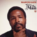 【送料無料】 Marvin Gaye マービンゲイ / You're The Man 【SHM-CD】 - HMV&BOOKS online 1号店