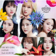 韓国(K-POP)・アジア, 韓国(K-POP) OH MY GIRL OH MY GIRL JAPAN 2nd ALBUM CD