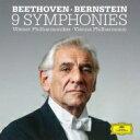 【送料無料】 Beethoven ベートーヴェン / 交響曲全集 レナード・バーンスタイン&ウィーン・フィル(5CD+ブルーレイ・オーディオ