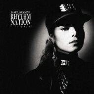 洋楽, アーティスト名・J Janet Jackson Janet Jacksons Rhythm Nation 1814 2 180 LP