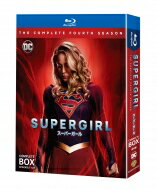 SUPERGIRL/スーパーガール<フォース・シーズン>ブルーレイコンプリート・ボックス(4枚組) BLU-RAYDISC