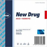 【送料無料】 AKLO x NORIKIYO / New Drug 【CD】