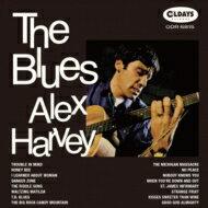 AlexHarvey/Blues【CD】