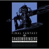 ミュージック, その他  SHADOWBRINGERS: FINAL FANTASY XIV Original SoundtrackBlu-ray Disc BLU-RAY AUDIO